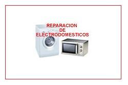 Reparación Electrodomésticos C.C. 2 de Mayo