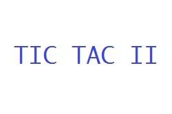 Tic-Tac II Xanadú