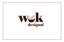 Restaurante Wok Desigual en Móstoles