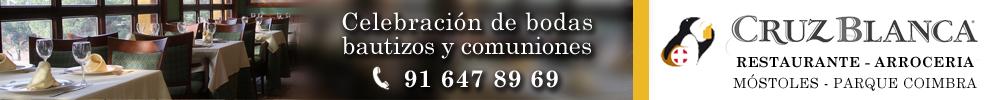 Restaurante Cruz Blanca Móstoles
