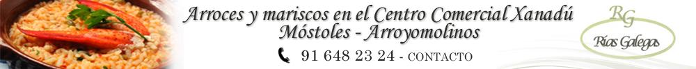 Restaurante Rias Galegas Xanadú